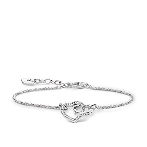 Thomas Sabo Damen Handketten 925 Sterling Silber A1648 051 14 L19v