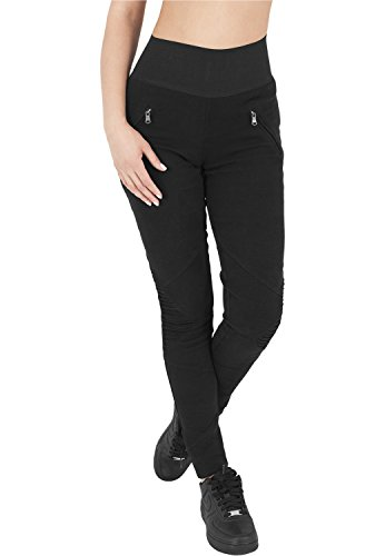 Urban Classics Damen Sport Legging Leggings Interlock High Waist