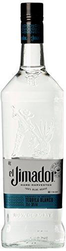 Tequila-el-Jimador-Blanco-100-Agave-38-Vol-1x07lZweifach-destilliertJunger-frischer-natrlicher-Tequila