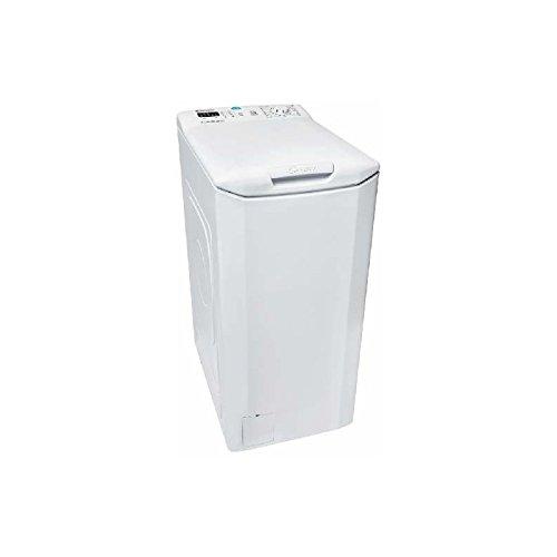 Candy-CST-372l-s-autonome-Ladekabel-Premium-7-kg-1200trmin-A-Wei-Waschmaschine–Waschmaschinen-Ladekabel-autonome-Premium-wei-oben-LED-Edelstahl