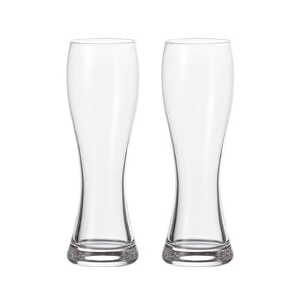 Leonardo-061331-Weibierglas-Set-Maxima-2-teilig
