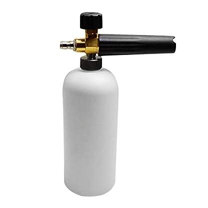 Hochdruckwasserrohr-Gewehr-Schaum-Sprayer-Dsen-Zufuhr-fr-Auto-Reiniger