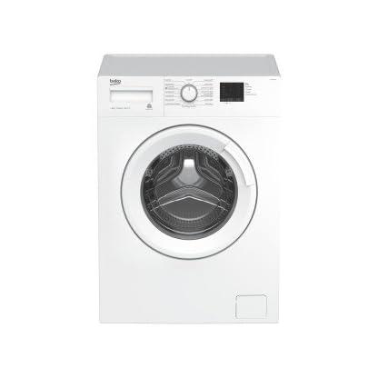 BEKO-wtx61031-W-autonome-Belastung-vor-6-kg-1000trmin-A-Wei-Waschmaschine–Waschmaschinen-autonome-bevor-Belastung-wei-drehbar-links-LED