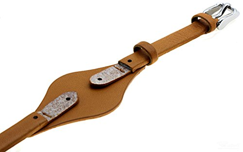 Fossil-Uhrband-Wechselarmband-LB-ES3565-Original-Ersatzband-ES-3565-Uhrenarmband-Leder-8-mm-Braun