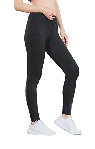 Sport Leggings Damen Yoga Pants Strumpfhose Active Fitness Tights Running Workout Hosen