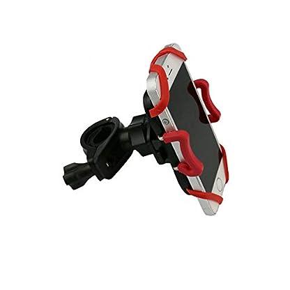OYJ-Autotelefonhalter-Fahrradtelefonhalter-Motorrad-Navigationshalterung-Gummiband-Fahrradtelefonhalterung