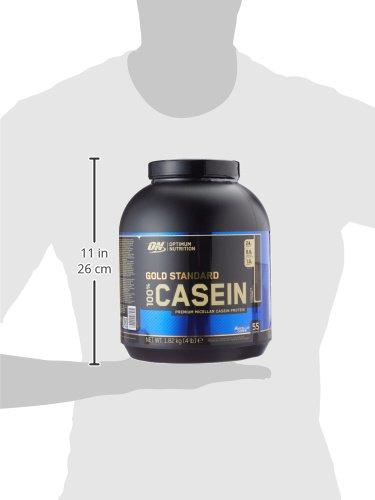 Optimum Nutrition Casein Protein Chocolate Supreme, 1er Pack (1 x 1818 g)