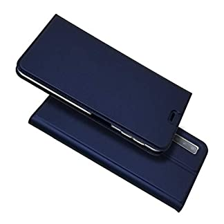 Finemoco-Magnetic-Hlle-PU-Leder-Slim-Handyhlle-fr-Galaxy-A7-2018
