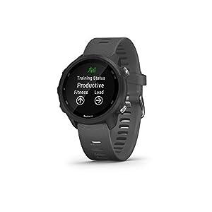 Garmin-Forerunner-245-GPS-Laufuhr-Smartwatch-ohne-Zubehr-grau