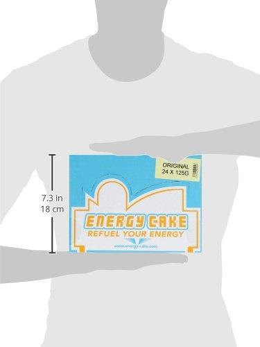 E.L.F Energy Cake – Original 24x125g, 1er Pack (1 x 3 kg)