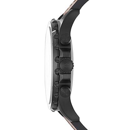 Fossil-Herren-Hybrid-Smartwatch-Q-Nate-Leder-Dunkelbraun-Analoge-Herrenuhr-im-klassischen-Vintage-Stil-mit-Smartfunktionen-Fr-Android-iOS