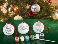Your-Design-Deko-Kugel-Keramik-Weihnachtskugeln-zum-Selbstbemalen-Christbaum-Schmuck