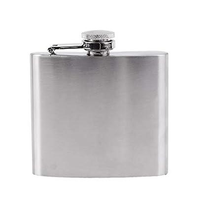 ToGames-DE-New-Mini-Portable-5oz-Edelstahl-Alkohol-Whiskey-Wein-Topf-Flagon-Flachmann