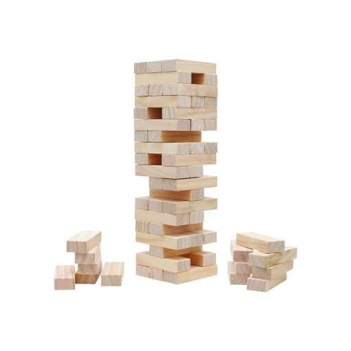 Verflixter-Turm-Wackelturm-Kiefer-Hhe-285mm-57-Teile