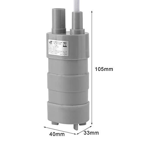 Dooret-Auto-Unterlegscheiben-Pumpe-12V-15-Liter-Electric-Submersible-Wasserpumpe-mit-Schnur-Tiefbrunnen-fr-Gartenbewsserung-Autowaschanlagen