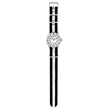 4-You-Unisex-Armbanduhr-Analog-Quarz-Nylon-250002001