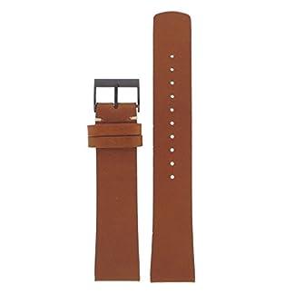 Skagen-Uhrband-Wechselarmband-LB-SKW6216-Ersatzband-SKW6216-Uhrenarmband-Leder-20-mm-Braun