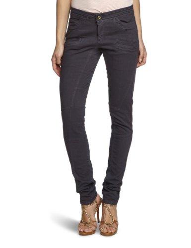 Anecdote Damen Jeans Lotte Biker Pants Skinny / Slim Fit (Röhre) Niedriger Bund