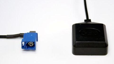Audioproject-A108-GPS-Antenne-aktiv-Fakra-Winkel-Stecker-5m-Kabel-magnetisch-Auto-Radio-Navigation-kompatibel-zu-Blaupunkt-Becker-RNS-MFD-Audi-VW-Mercedes-incl-3M-Klebepad