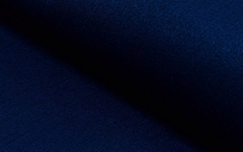 StoffBook MARINE STABILER BASTELFILZ TASCHENFILZ STOFF CA. 5MM STOFFE, D241