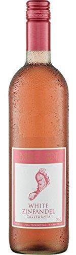 6x-075l-Barefoot-White-Zinfandel-Kalifornien-Ros-Wein-lieblich