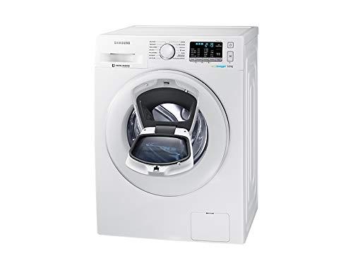 Samsung-ww90-K5410ww-freistehend-Frontlader-9-kg-1400RPM-A-Wei-Waschmaschine