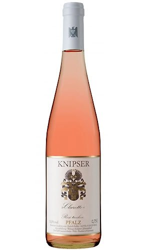 Knipser-Clarette-Ros-2017-Rosewein-trocken-075-L