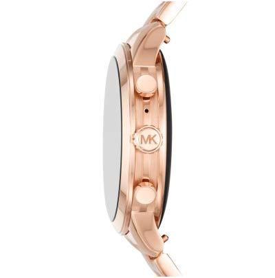 Michael-Kors-Damen-Smartwatch-mit-Edelstahl-Armband-MKT5054