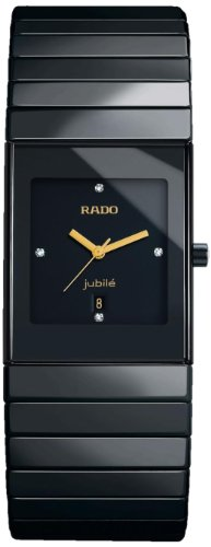 Rado-Herren-Armbanduhr-Analog-Quarz-Keramik-15203473074