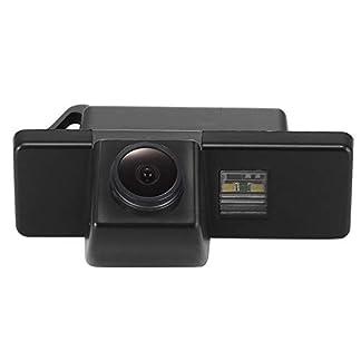 Kalakus-Auto-Rckfahrkamera-Kennzeichenleuchte-HD-CCD-Nachtsicht-Kamera-Einparkhilfe-fr-Nissan-AQSHQAIX-TrailDualisCitroenHatchbackPeugeot