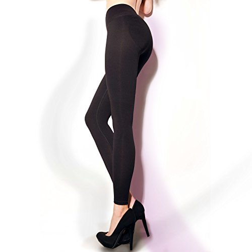 Shapewear Damen Leggins mit Fit Push Up Effect