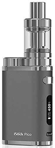 iStick Pico 75W TC MOD Eleaf, Farbe:grau