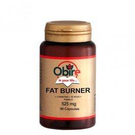 Fat Burner – L-Carnitine + Roter Tee + Grapefruit 525 Mg. 90 Kapseln – Harntreibend, antioxidierend