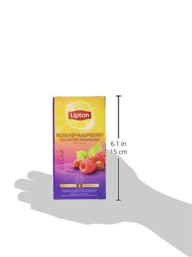 Lipton-Hagebutte-Frchtetee