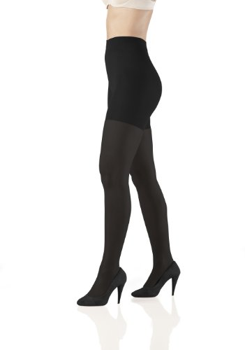 Sleex figurformende Strumpfhose – 30 DEN, Semi-transparent, Soft Satin Look