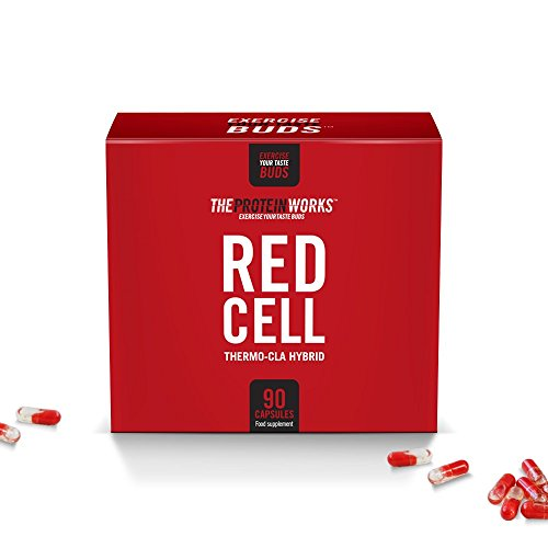 THE PROTEIN WORKS Red-Cell, 90 Kapseln