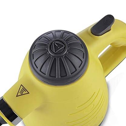 Orbegozo-LV3450-Dampfreiniger-900-W-027-Liter-35-bar-Gelb