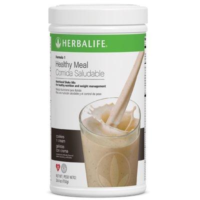 Herbalife Gesunde Mahlzeit Shake 550 g Cream & Cookies (Kekse und Sahne)