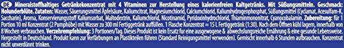 Inkospor Active Liqids Zero 1:30, Holunderblüte, 500ml Flasche