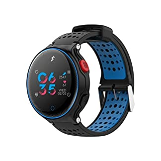Prevently-Bltooth-Smartwatch-X2Plus-Uhr-Intelligente-Armbanduhr-Fitness-Tracker-Armband-Sport-Uhr-Bewegung-Schrittzhler-Aktivitt-Pulsmesser-Fitness-Tracker-Smart-Watch