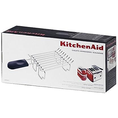 Kitchenaid-5KTBW222-Brtchenaufsatz-Brtchenrstaufsatz-Edelstahl-Silberschwarz