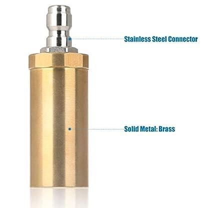 STYDDI-40-GPM-Turbo-Dse-3600-PSI-fr-Hochdruckreiniger-14-Quick-Connect-Hochdruckreiniger-drehbare-Sprhdse-mit-40-GPM-Spritzdse