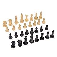 Homyl-32-Stck-Schachfiguren-aus-Holz