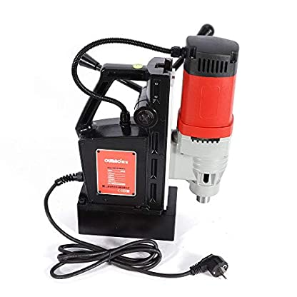 OUKANING-Magnetkernbohrmaschine-1400W-Kernbohrmaschine-Magnetbohrmaschine-320RPM-Magnetic-Core-Drills-Mag-Drill