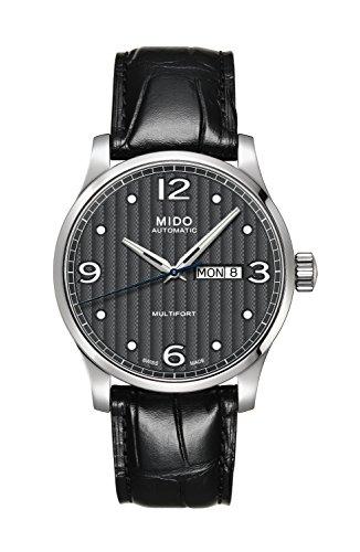 Mido-Herren-Armbanduhr-M0054301606000