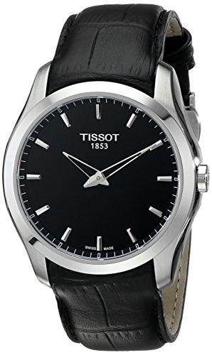 Tissot-HerrenArmbanduhr-Analog-Quarz-Edelstahl-T0354461605100