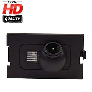 HD-1280x720p-Farbkamera-Wasserdicht-Rckfahrkamera-kennzeichenbeleuchtung-Kamera-KFZ-Rckfahrsystem-mit-Einparkhilfe-Nachtsicht-fr-Land-Rover-Freelander-2-Discovery-3-LR3-Discovery-4-LR4-Range-Rover