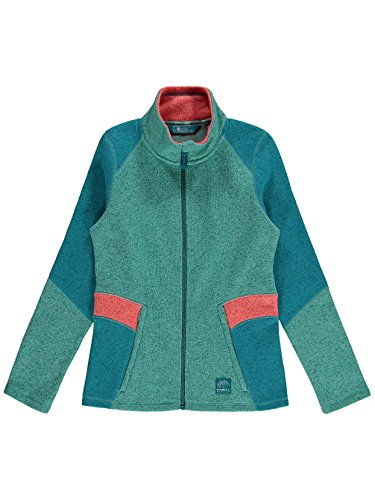 Kinder Fleecejacke O'Neill Piste Full Zip Fleece Jacket Girls