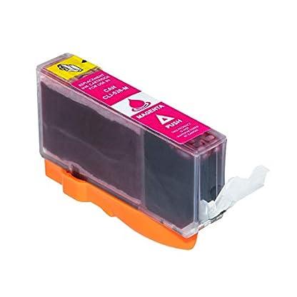 20-Tintenpatronen-fr-Canon-IP4850-MG-5250-5350-kompatibel-zu-PGI525BK-CLI526BK-CLI526C-CLI526M-CLI526Y
