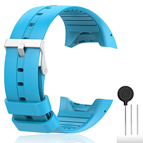 Cyeeson-Polar-M400-M430-GPS-Smart-Uhr-Replacement-Armband-Weiche-Silikon-Farbe-Adustable-Mischfarbe-Band-Gel-Wristband-Strap-Watch-Band-fr-Polar-M400M430-Unisex-Adult-GPS-Running-Watch